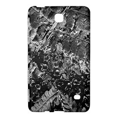 Fern Raindrops Spiderweb Cobweb Samsung Galaxy Tab 4 (8 ) Hardshell Case  by Simbadda
