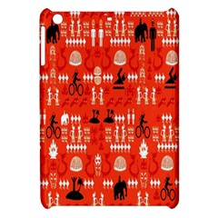 Traditional Wayang Apple Ipad Mini Hardshell Case by Alisyart