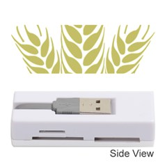 Tree Wheat Memory Card Reader (stick)  by Alisyart