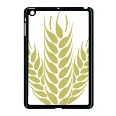 Tree Wheat Apple Ipad Mini Case (black) by Alisyart