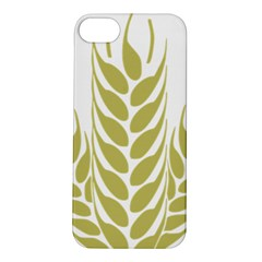 Tree Wheat Apple Iphone 5s/ Se Hardshell Case by Alisyart
