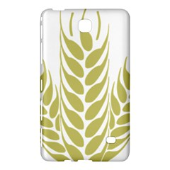Tree Wheat Samsung Galaxy Tab 4 (7 ) Hardshell Case  by Alisyart