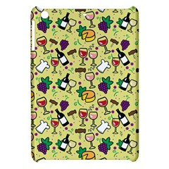 Wine Cheede Fruit Purple Yellow Apple Ipad Mini Hardshell Case by Alisyart
