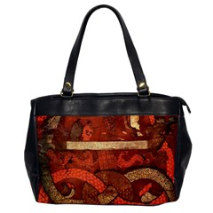 Works From The Local Office Handbags by Simbadda