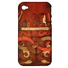 Works From The Local Apple Iphone 4/4s Hardshell Case (pc+silicone) by Simbadda