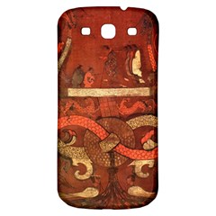 Works From The Local Samsung Galaxy S3 S Iii Classic Hardshell Back Case by Simbadda