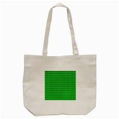 St  Patricks Day Green Tote Bag (cream) by PhotoNOLA