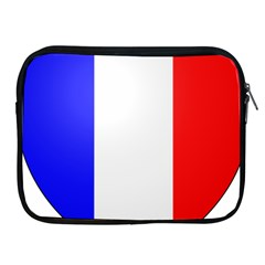 Shield On The French Senate Entrance Apple Ipad 2/3/4 Zipper Cases by abbeyz71