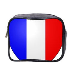 Shield On The French Senate Entrance Mini Toiletries Bag 2 Side by abbeyz71
