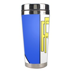 Semi Official Shield Of France Stainless Steel Travel Tumblers by abbeyz71