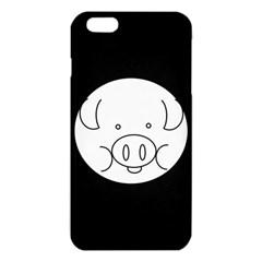 Pig Logo Iphone 6 Plus/6s Plus Tpu Case by Simbadda