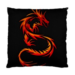 Dragon Standard Cushion Case (one Side) by Simbadda