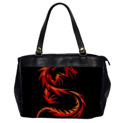 Dragon Office Handbags by Simbadda