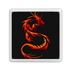 Dragon Memory Card Reader (square)  by Simbadda