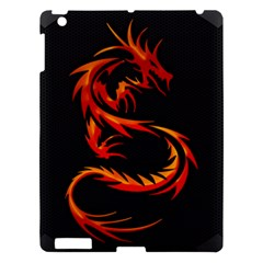 Dragon Apple Ipad 3/4 Hardshell Case by Simbadda