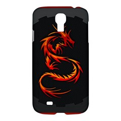 Dragon Samsung Galaxy S4 I9500/i9505 Hardshell Case by Simbadda