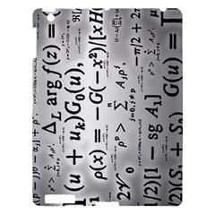 Science Formulas Apple Ipad 3/4 Hardshell Case by Simbadda