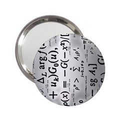 Science Formulas 2 25  Handbag Mirrors by Simbadda
