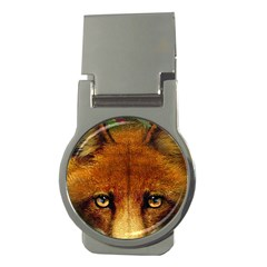 Fox Money Clips (round)  by Simbadda