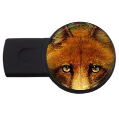Fox Usb Flash Drive Round (2 Gb) by Simbadda