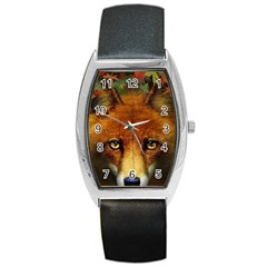 Fox Barrel Style Metal Watch by Simbadda