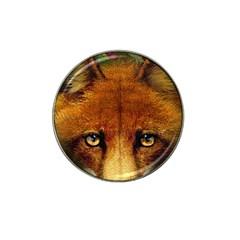 Fox Hat Clip Ball Marker by Simbadda