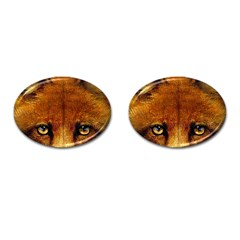 Fox Cufflinks (oval) by Simbadda