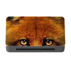 Fox Memory Card Reader With Cf by Simbadda