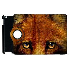 Fox Apple Ipad 2 Flip 360 Case by Simbadda