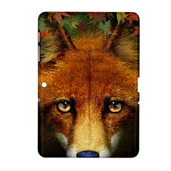 Fox Samsung Galaxy Tab 2 (10 1 ) P5100 Hardshell Case  by Simbadda