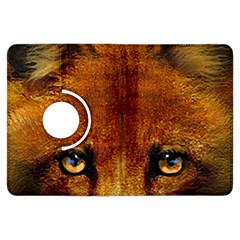 Fox Kindle Fire Hdx Flip 360 Case by Simbadda