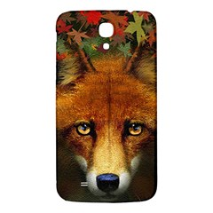 Fox Samsung Galaxy Mega I9200 Hardshell Back Case by Simbadda
