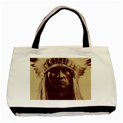 Indian Basic Tote Bag (two Sides) by Simbadda