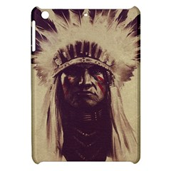 Indian Apple Ipad Mini Hardshell Case by Simbadda