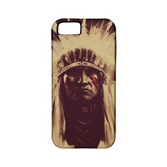 Indian Apple Iphone 5 Classic Hardshell Case (pc+silicone) by Simbadda