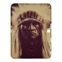 Indian Samsung Galaxy Tab 4 (10 1 ) Hardshell Case  by Simbadda