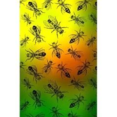 Insect Pattern 5 5  X 8 5  Notebooks by Simbadda