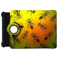 Insect Pattern Kindle Fire Hd 7  by Simbadda