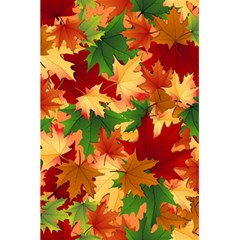 Autumn Leaves 5 5  X 8 5  Notebooks by Simbadda