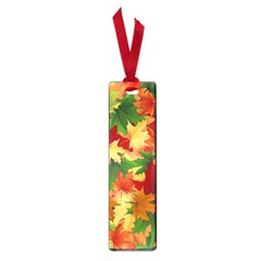 Autumn Leaves Small Book Marks by Simbadda