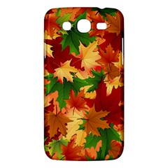 Autumn Leaves Samsung Galaxy Mega 5 8 I9152 Hardshell Case  by Simbadda