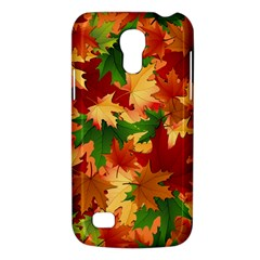 Autumn Leaves Galaxy S4 Mini by Simbadda