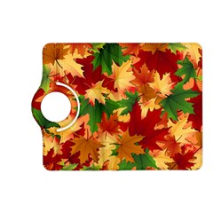 Autumn Leaves Kindle Fire Hd (2013) Flip 360 Case by Simbadda