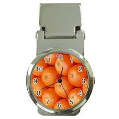 Orange Fruit Money Clip Watches by Simbadda