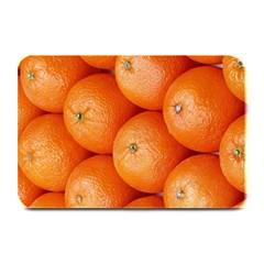 Orange Fruit Plate Mats by Simbadda