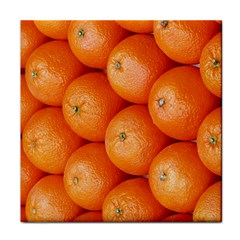 Orange Fruit Face Towel by Simbadda