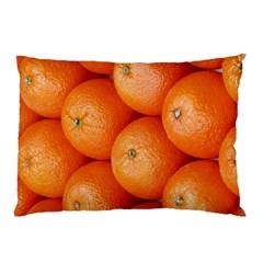 Orange Fruit Pillow Case by Simbadda