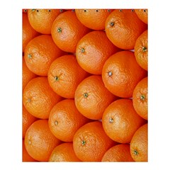 Orange Fruit Shower Curtain 60  X 72  (medium)  by Simbadda