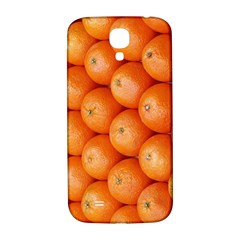 Orange Fruit Samsung Galaxy S4 I9500/i9505  Hardshell Back Case by Simbadda