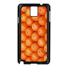 Orange Fruit Samsung Galaxy Note 3 N9005 Case (black) by Simbadda